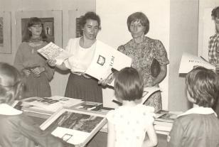 Moja przygoda w muzeum – rok 1979, wystawa pokonkursowa