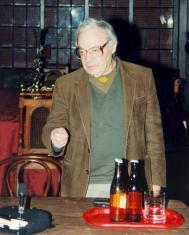 Józef Hen, Literatura - jest o czym mówić, spotkanie z pisarzem