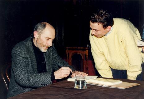 Ryszard Krynicki - poeta z czytelnikiem
