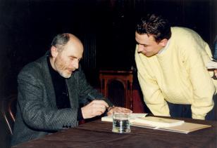 Ryszard Krynicki, spotkanie