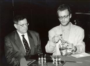 Prof. Adolphe Chapiro, Rozwój historyczny zegarów i zegarków, wykład