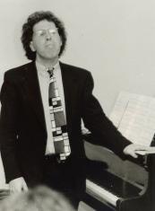 Zygmunt Krauze - wykład Mondrian i muzyka jego epoki. Marcel Worms - koncert