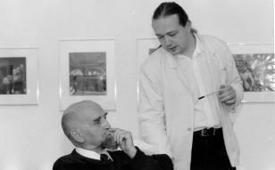 Aleksander Jałosiński, Oblicza Manhattanu. Spotkanie z fotoreporterem z Nowego Jorku rzy okazji wystawy  Weegee 1899 – 1968, Manhattan Was My Theritory...