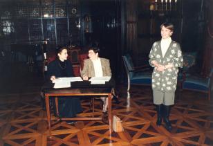 Spotkanie z Anne Butterfield, prezesem firmy konsultingowej Anne Butterfield Company z USA