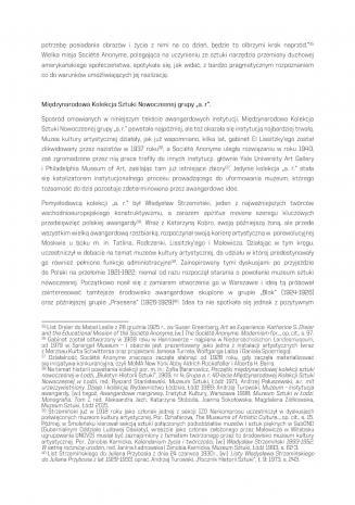 Jarosław Suchan. Muzeum Sztuki jako muzeum awangardowe