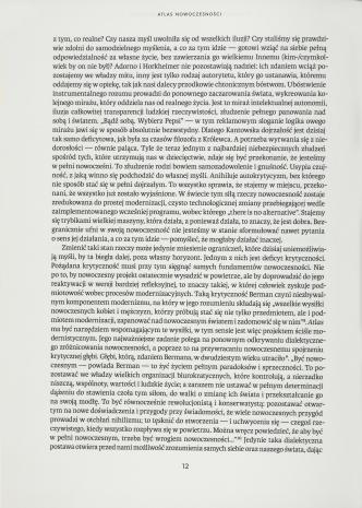Jarosław Suchan. Wprowadzenie do Atlasu nowoczesności