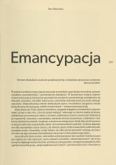 Emancypacja