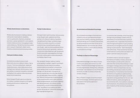 [Informator] Prototypy/03: Carolina Caycedo i Zofia Rydet. Raport troski.
