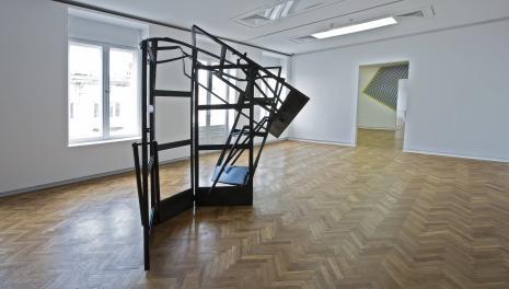 Dokumentacja wystawy - praca Moniki Sosnowskiej