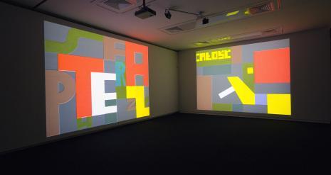 Dokumentacja wystawy - praca Grupy Twożywo