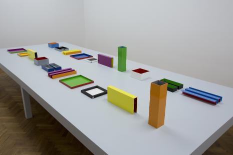 Dokumentacja wystawy - praca Liama Gilicka