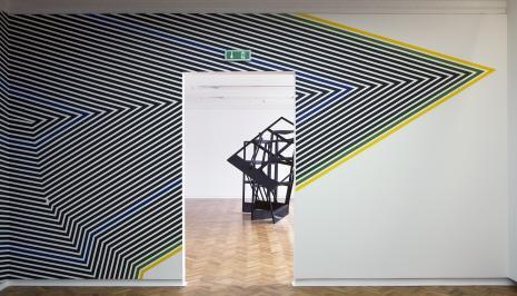 Dokumentacja wystawy - praca Jarosława Flicińskiego