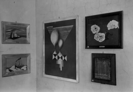 Międzynarodowa Kolekcja Sztuki Nowoczesnej grupy 'a.r.'. Z archiwum Mariana Minicha