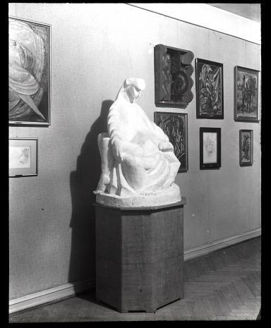 Międzynarodowa Kolekcja Sztuki Nowoczesnej grupy 'a.r.'. Z archiwum Mariana Minicha. Sala formizmu