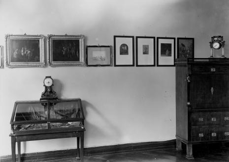 Sala ekspozycyjna, z archiwum Mariana Minicha