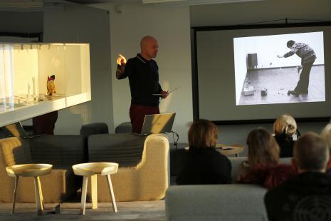 Wykład Kultura Zrzuty i okolice