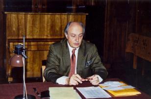Andrzej Nakov. Wykład