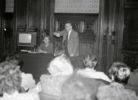 Mówi dyr. Ryszard Stanisławski (ms)