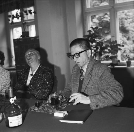 Z prawej dyr. Ryszard Stanisławski (ms)