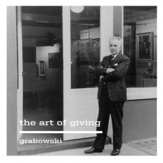 The Art of Giving. Dar Mateusza Grabowskiego