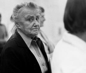 Żona Wacława Szpakowskiego Aleksandra Szpakowska