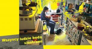 """Czytanki 06: Ola Kozioł i Suavas Lewy czytają tekst Zofii Łapniewskiej """"Troska, praca i roboty. Feministyczny manifest gospodarki przyszłości"""" z książki """"Wszyscy ludzie będą siostrami"""""""