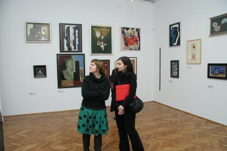 Z prawej Anna Leśniak