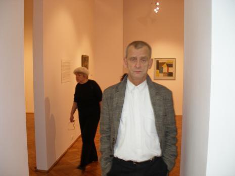 Janusz Głowacki (Galeria 86 w Łodzi) M.Ch.