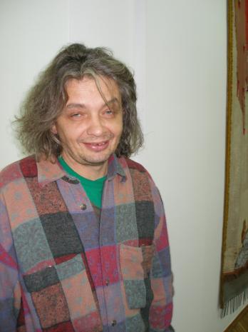 Dariusz Fiet, malarz M.Ch.