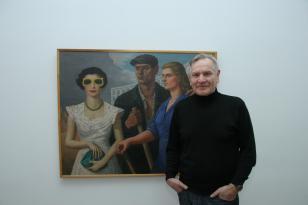 Kolekcja Sztuki XX i XXI wieku. Szkic 1 Sztuka i polityka