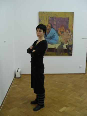 Zorka Wollny, performance M.Ch.
