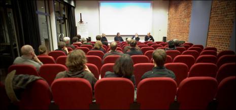Publiczność i dyskutanci