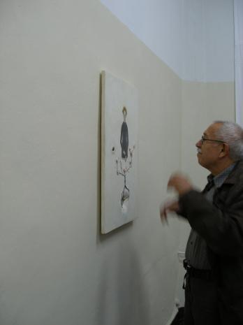 Rzeźbiarz Bogdan Skopiński