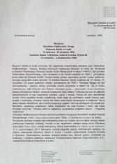 [Komunikat prasowy] Wystawa Stanisław Fijałkowski. Droga [...]