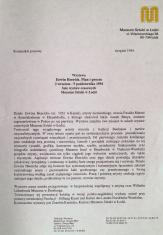 [Komunikat prasowy] Wystawa Erwin Heerich. Plan i proces, 2 września - 9 października 1994 [...]