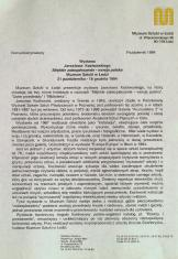 [Komunikat prasowy] Wystawa Jarosława Kozłowskiego Miękkie zabezpieczenie - wersja polska [...]