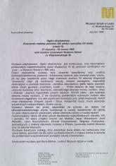 [Komunikat prasowy] Ogień niestrzeżony. Pracownie malarzy polskich XIX i początków XX wieku.[...]