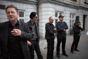 Ausstellung Laibach Kunst