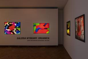 Galeria Wymiany. Organica (zapisy mechaniczno-biologiczne), 1958-2020
