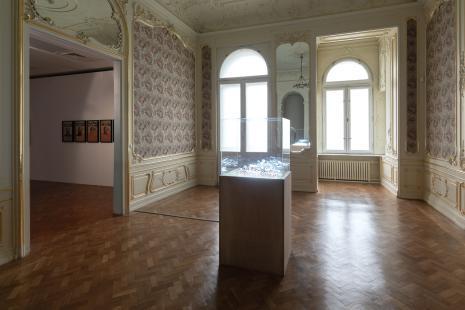 Płonący dom. Wybór z kolekcji Antoine'a de Galberta