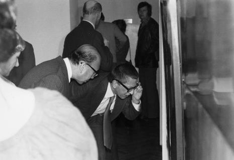 Dyr. Ryszard Stanisławski i ambasador Japonii w Polsce