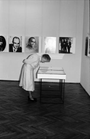 Janina Nowakowska (współpracowniczka pierwszego dyrektora ms Mariana Minicha)