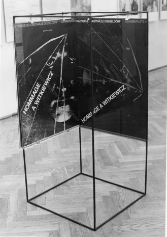 Dokumentacja wystawy 50-lecie Kolekcji Międzynarodowej Sztuki Nowoczesnej Muzeum Sztuki w Łodzi