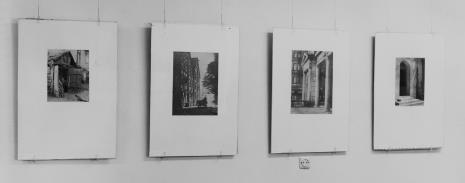Dokumentacja wystawy Prof. dr Tadeusz Cyprian (1898 – 1979). Fotografie ze zbiorów Muzeum Sztuki w Łodzi