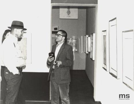 Joseph Beuys i dyr. Ryszard Stanisławski