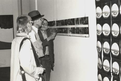 Eva Beuys (żona), Joseph Beuys, dyr. Ryszard Stanisławski