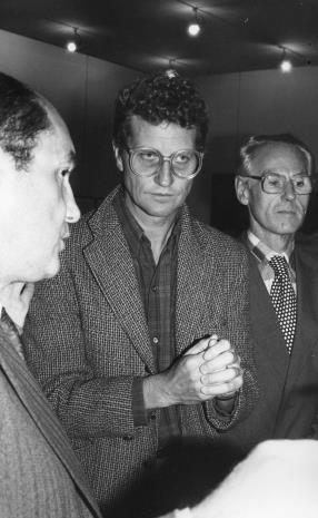 Zbigniew Polit (wiceprezydent Łodzi), Derek Boshier, przedstawiciel The British Council