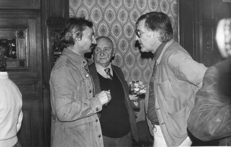 Ryszard Winiarski, Henryk Stażewski, Anthony Hill