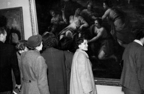 Zwiedzanie wystawy Działu Sztuki Dawnej