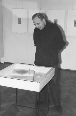 Ryszard Świerczyński (Dział Głównego Inwentaryzatora)